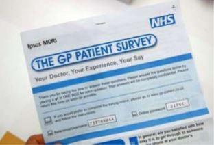 The GP Patient Survey